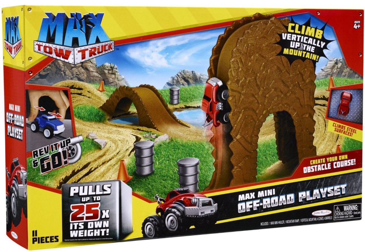Max Tow Truck 83661