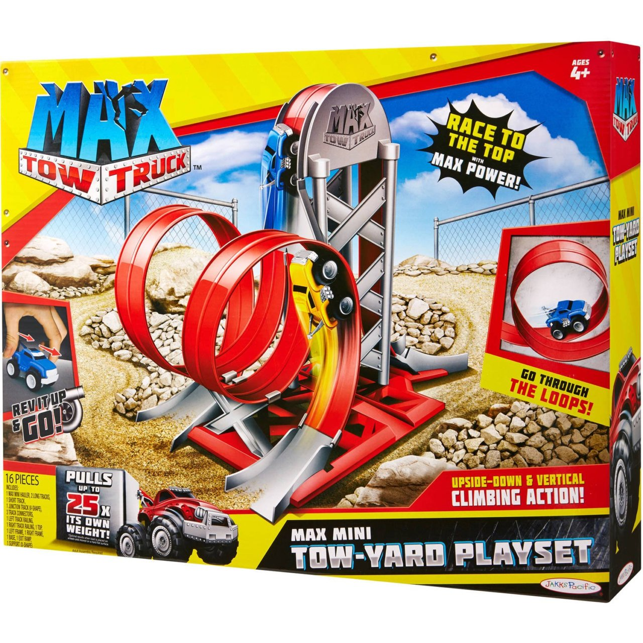 Max Tow Truck 87239