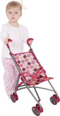 Todsy Doll Stroller 9302WP