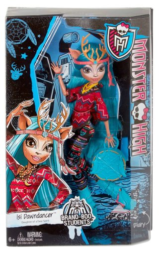 Кукла Monster High DJR52
