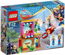 Lego Super Hero Girls 41231