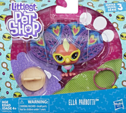 Littlest Pet Shop E2161 Премиум петы