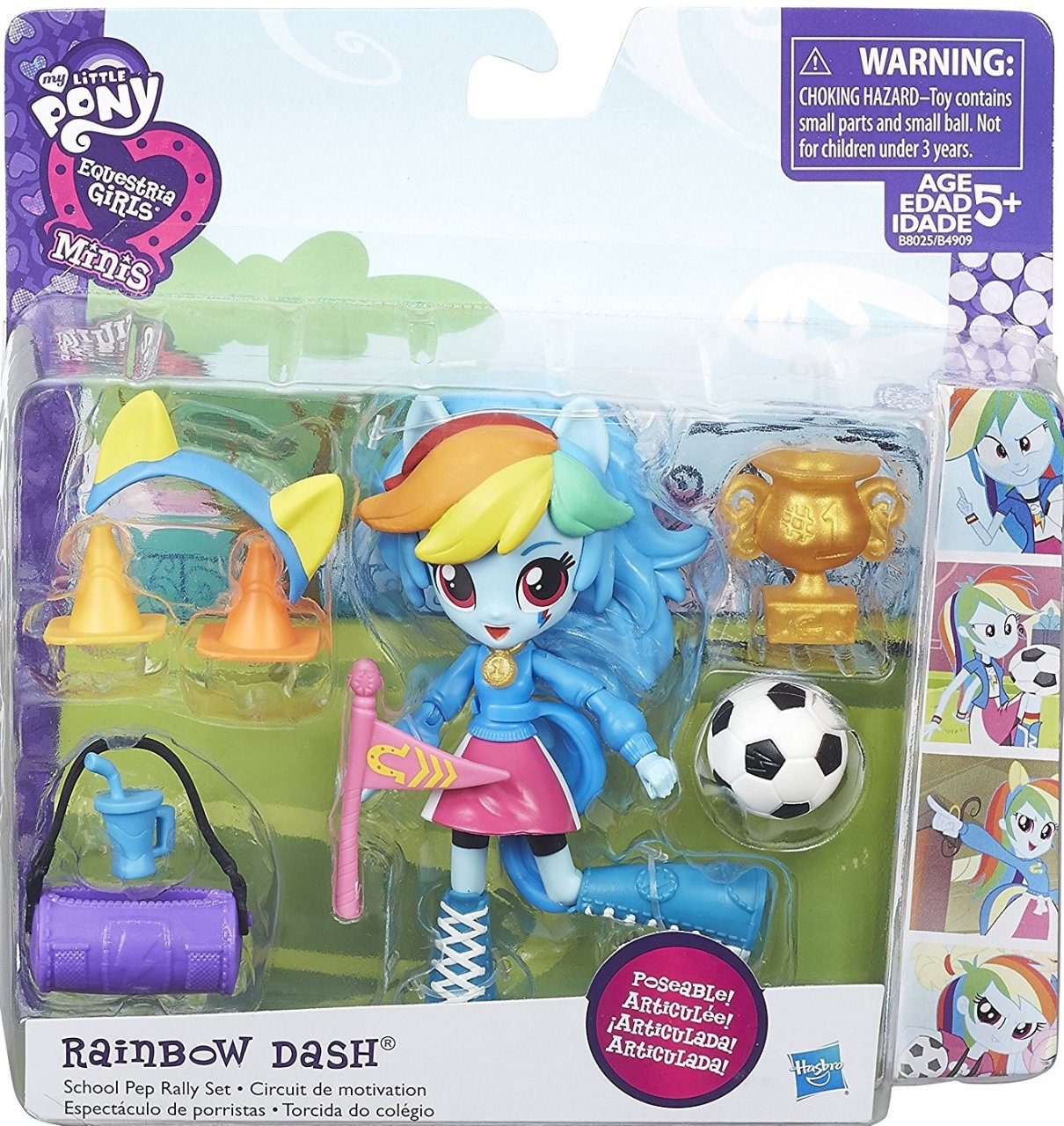 MY LITTLE PONY B4909