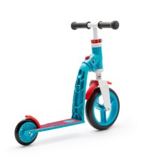Самокат-беговел Scoot&Ride SR-216271-BLUE-RED